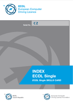 ECDL-Index_Single