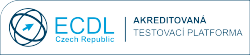ECDL Akreditovaná testovací platforma